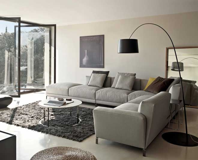 Modern Arc Floor Lamp | Design at All Costs